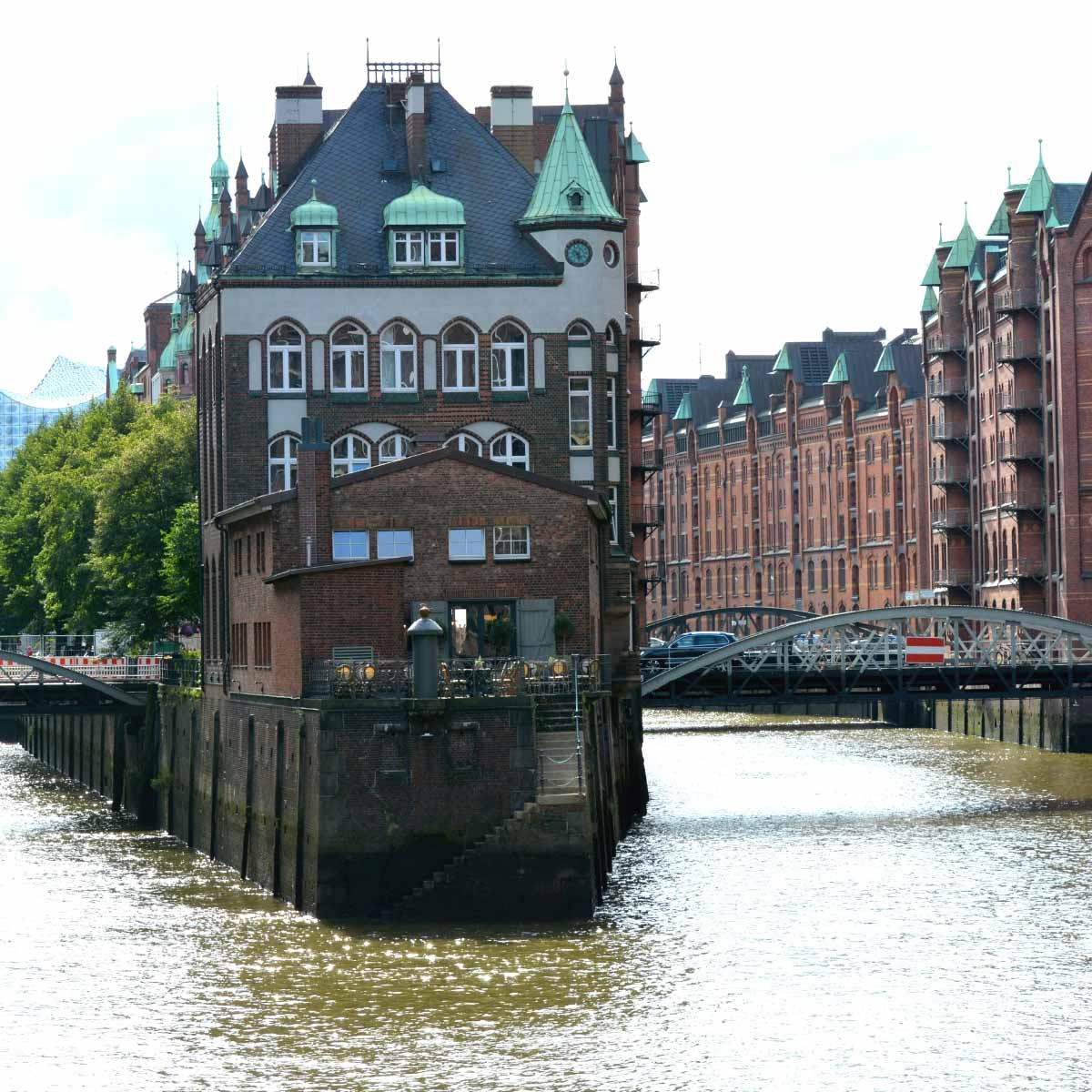 18x leuke hotels in Hamburg - Map of Joy