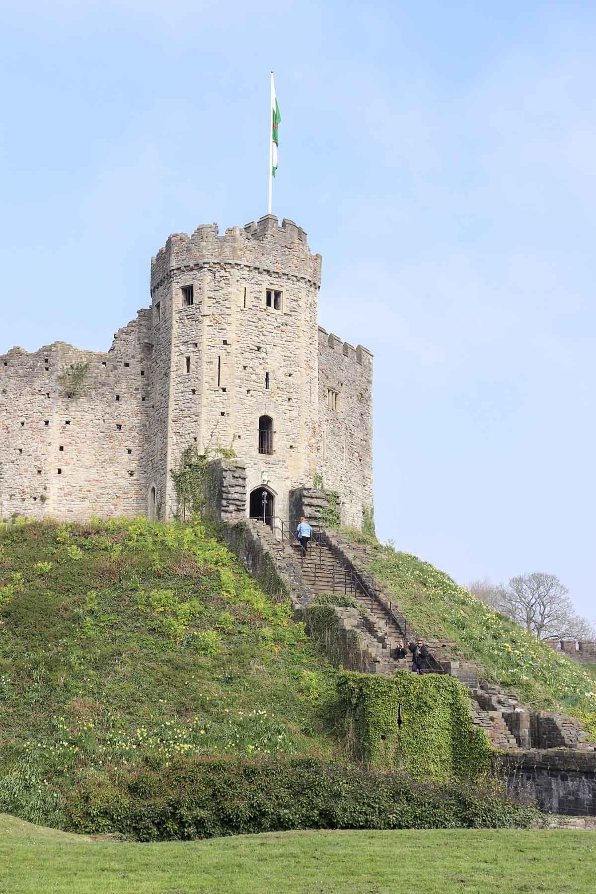De leukste dingen om te doen in Cardiff, Cardiff Castle - Map of Joy