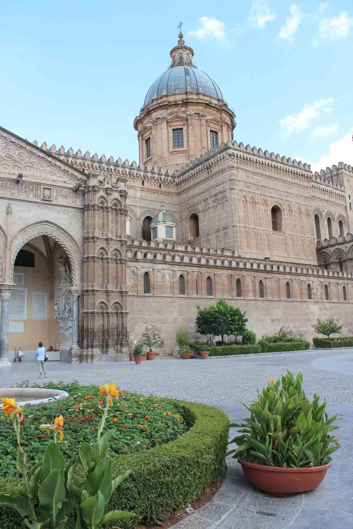 De mooiste plekken van Noord-Sicilië [roadtrip route], Palermo - Map of Joy