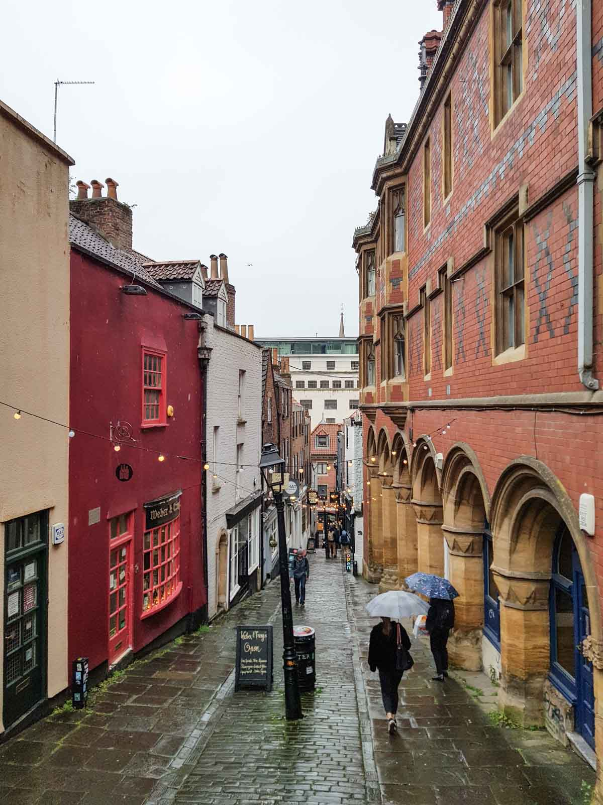 Christmas Steps, de leukste dingen om te doen in Bristol - Map of Joy