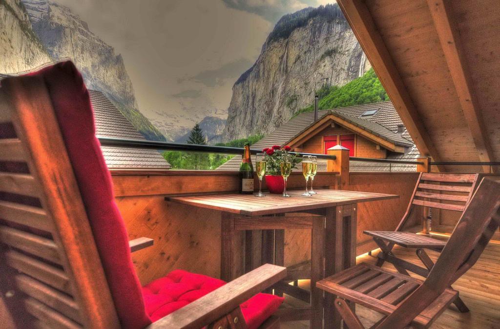 Luxury Penthouse Appartments Lauterbrunnen