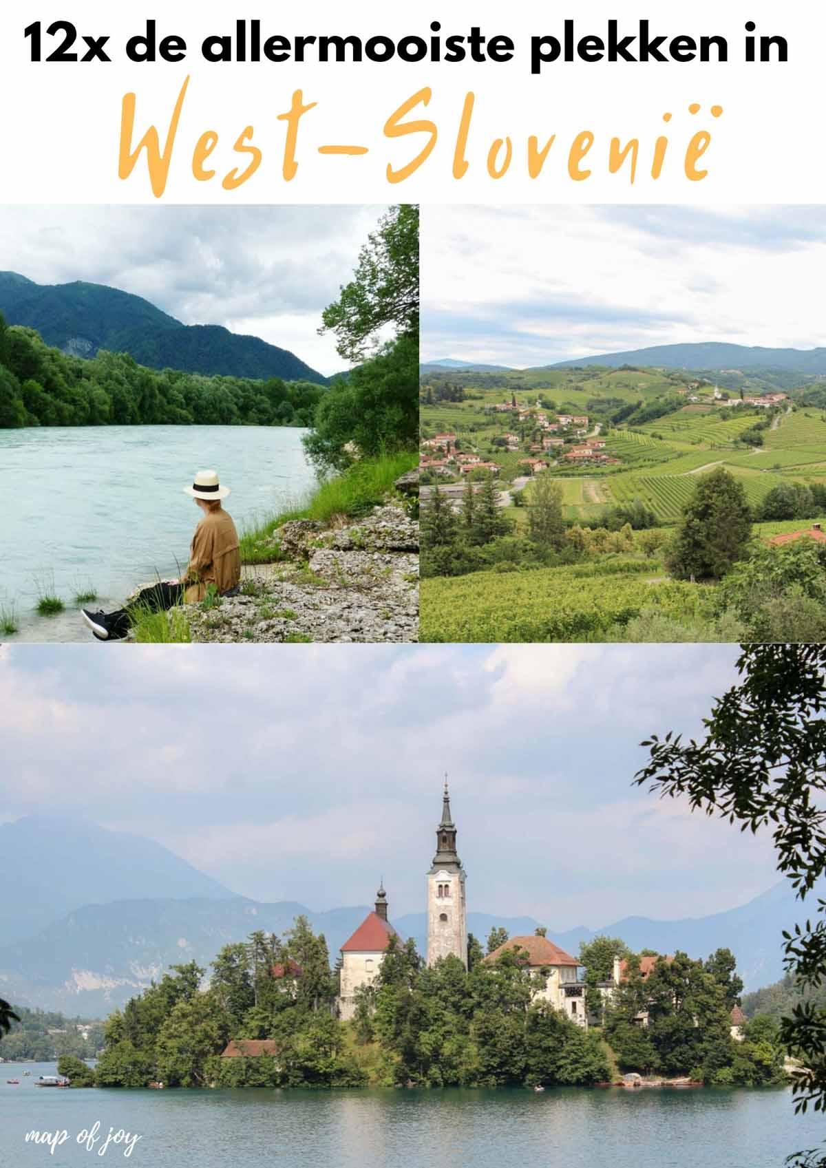 12x de allermooiste plekken in West-Slovenië (en tips om er te doen) - Map of Joy