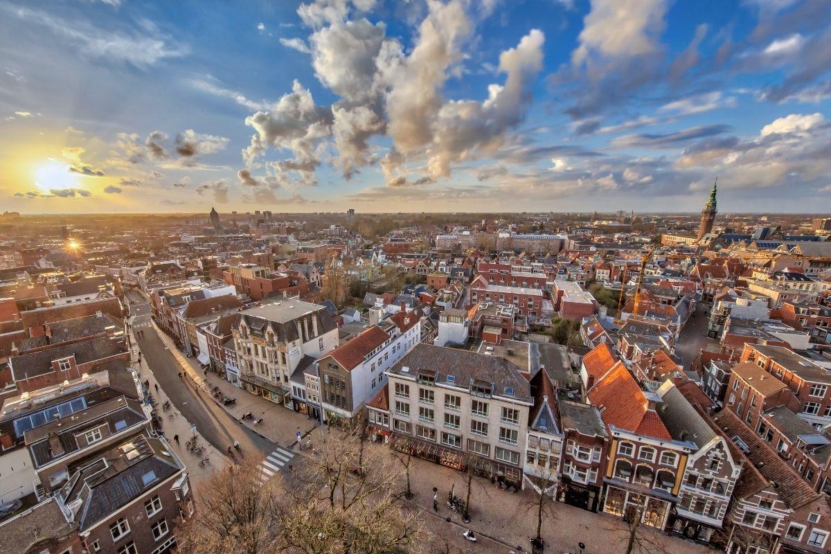 de leukste steden in Nederland voor een dagje weg, Groningen