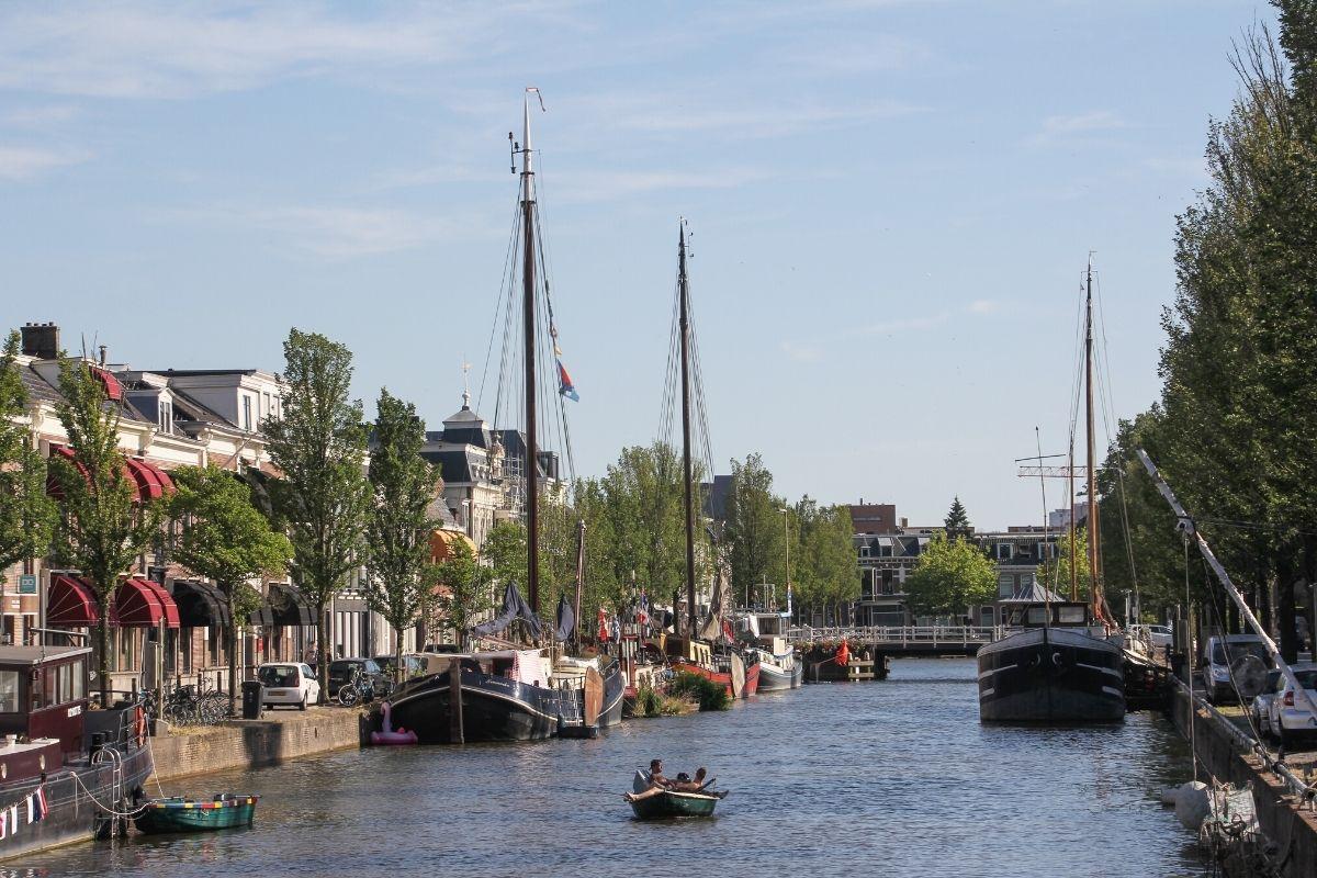 de leukste steden in Nederland voor een dagje weg, Leeuwarden