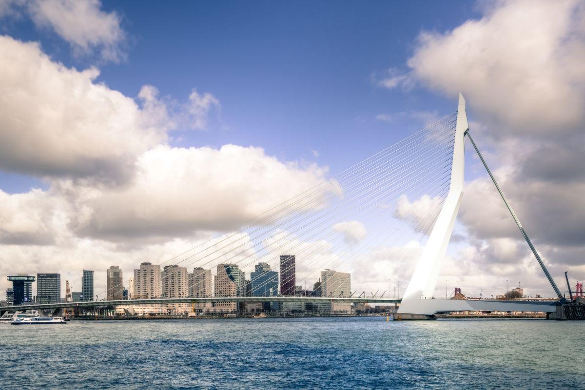 de leukste steden in Nederland voor een dagje weg, Rotterdam