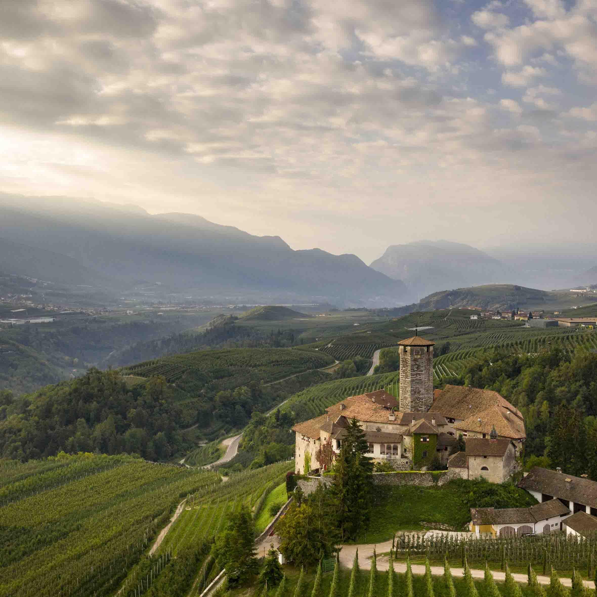6x de mooiste kastelen in Trentino die je kunt bezoeken