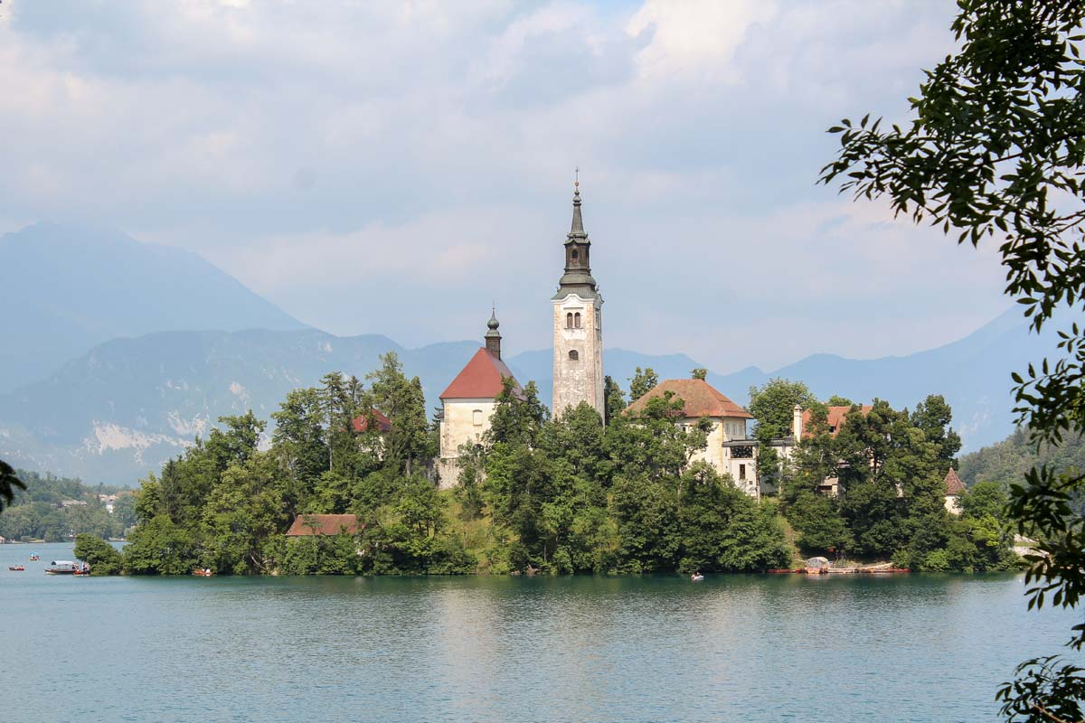 12x de allermooiste plekken in West-Slovenië, Bled - Map of Joy