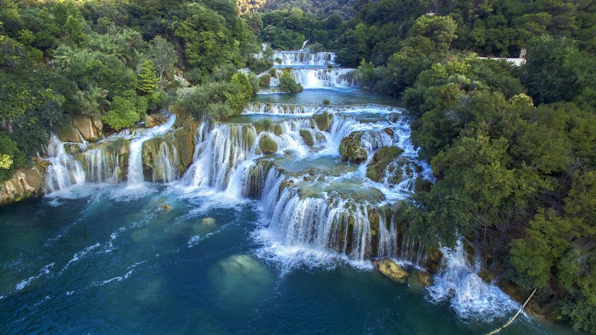 5x de mooiste natuurparken in Kroatië [en wat je er kunt doen], Krka