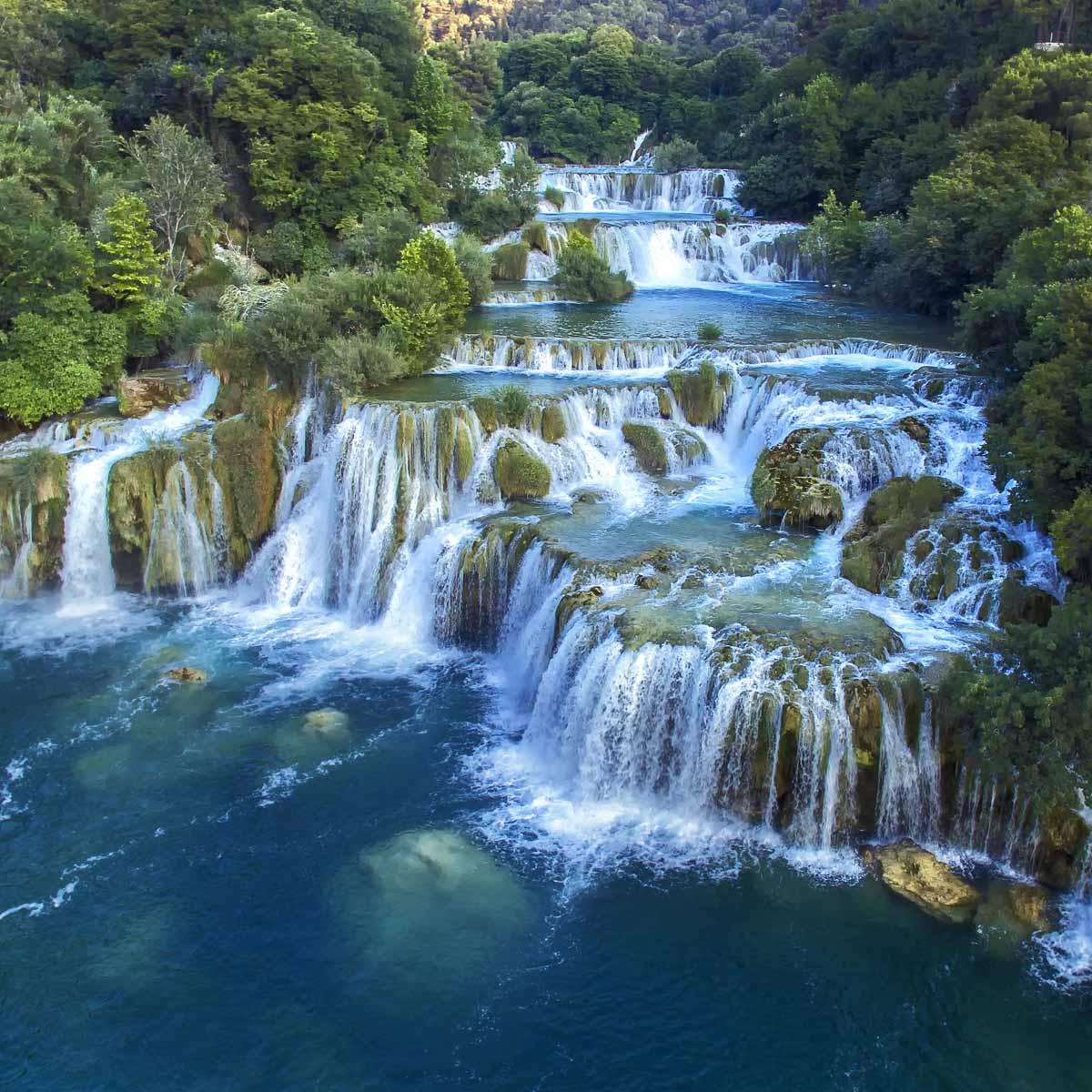 5x de mooiste natuurparken in Kroatië [en wat je er kunt doen]