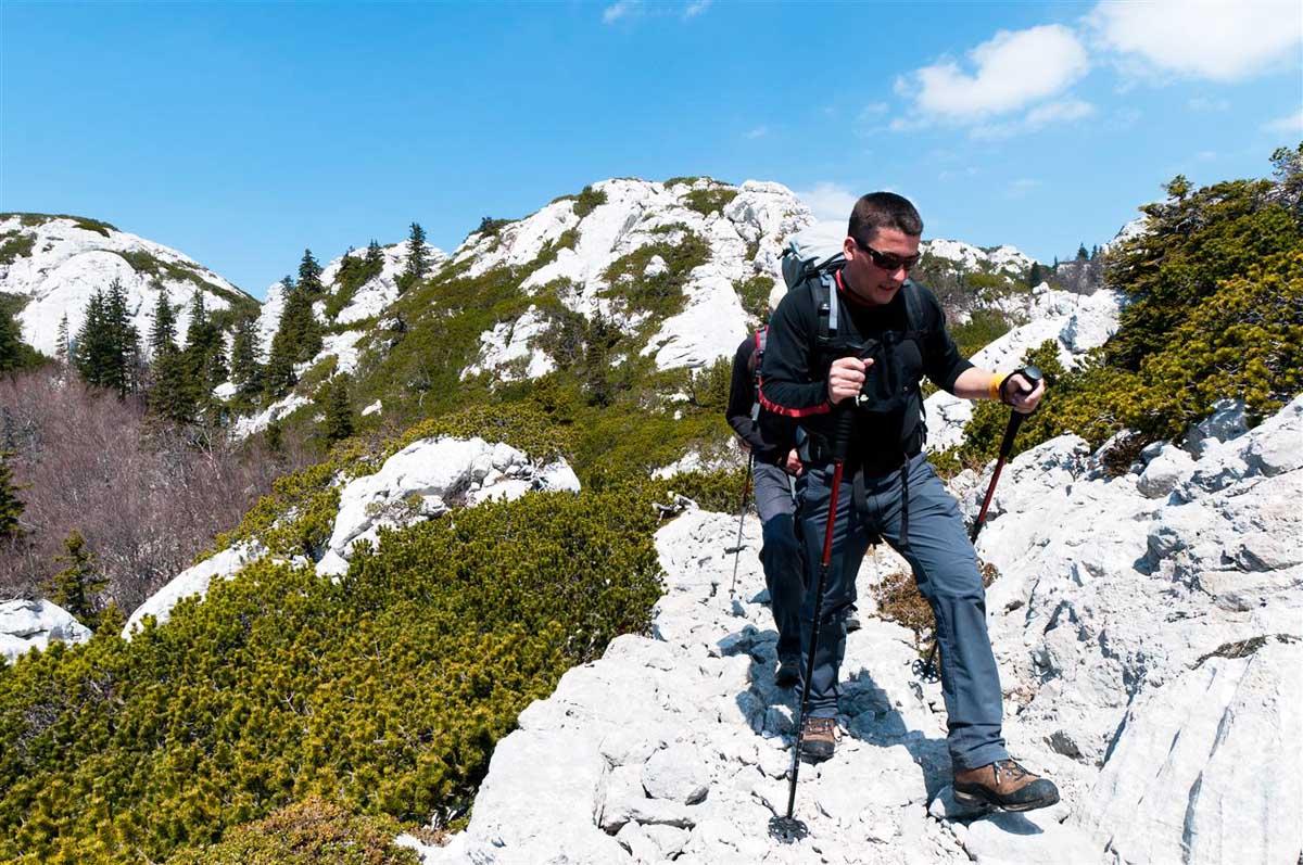 5x de mooiste natuurparken in Kroatië [en wat je er kunt doen], Velebit