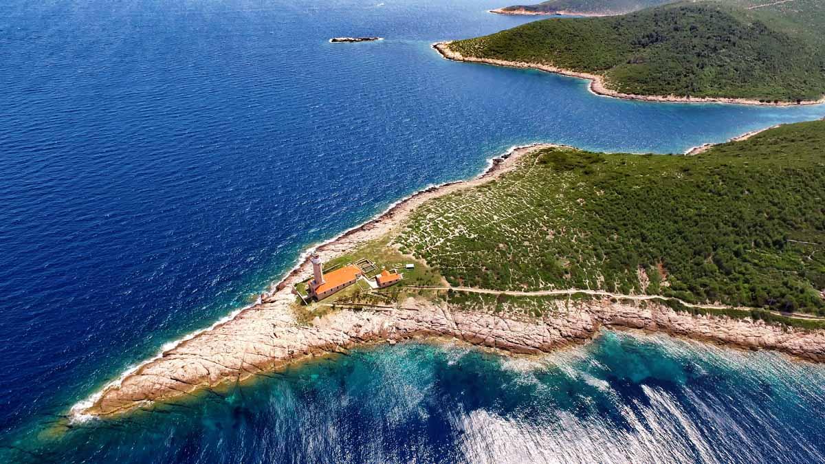 5x de mooiste natuurparken in Kroatië [en wat je er kunt doen], Geopark Vis Archipelago