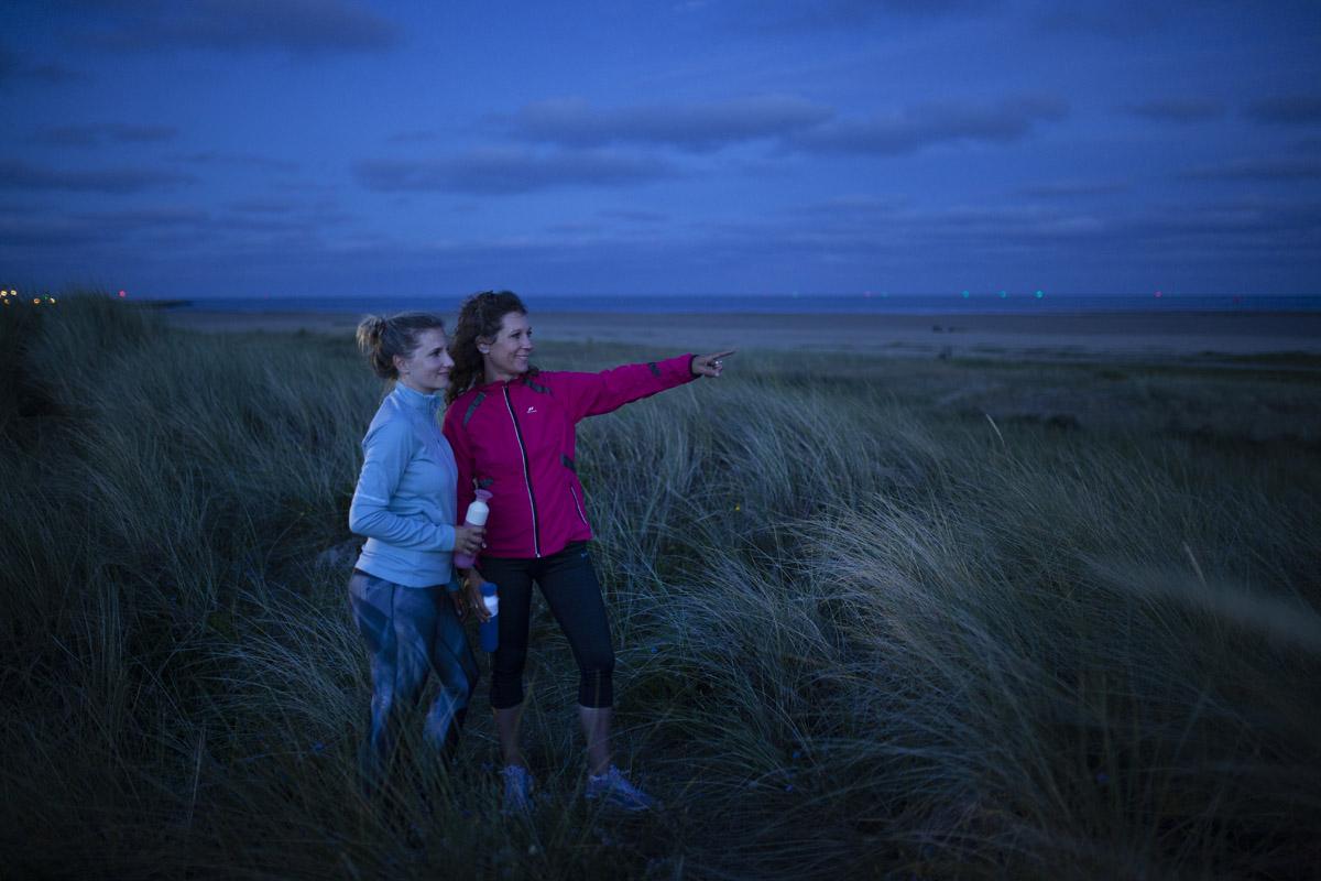 Doen op de Waddeneilanden in het donker - Map of Joy