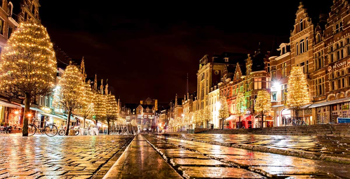 10x de leukste kerstmarkten in België, Leuven - Map of Joy