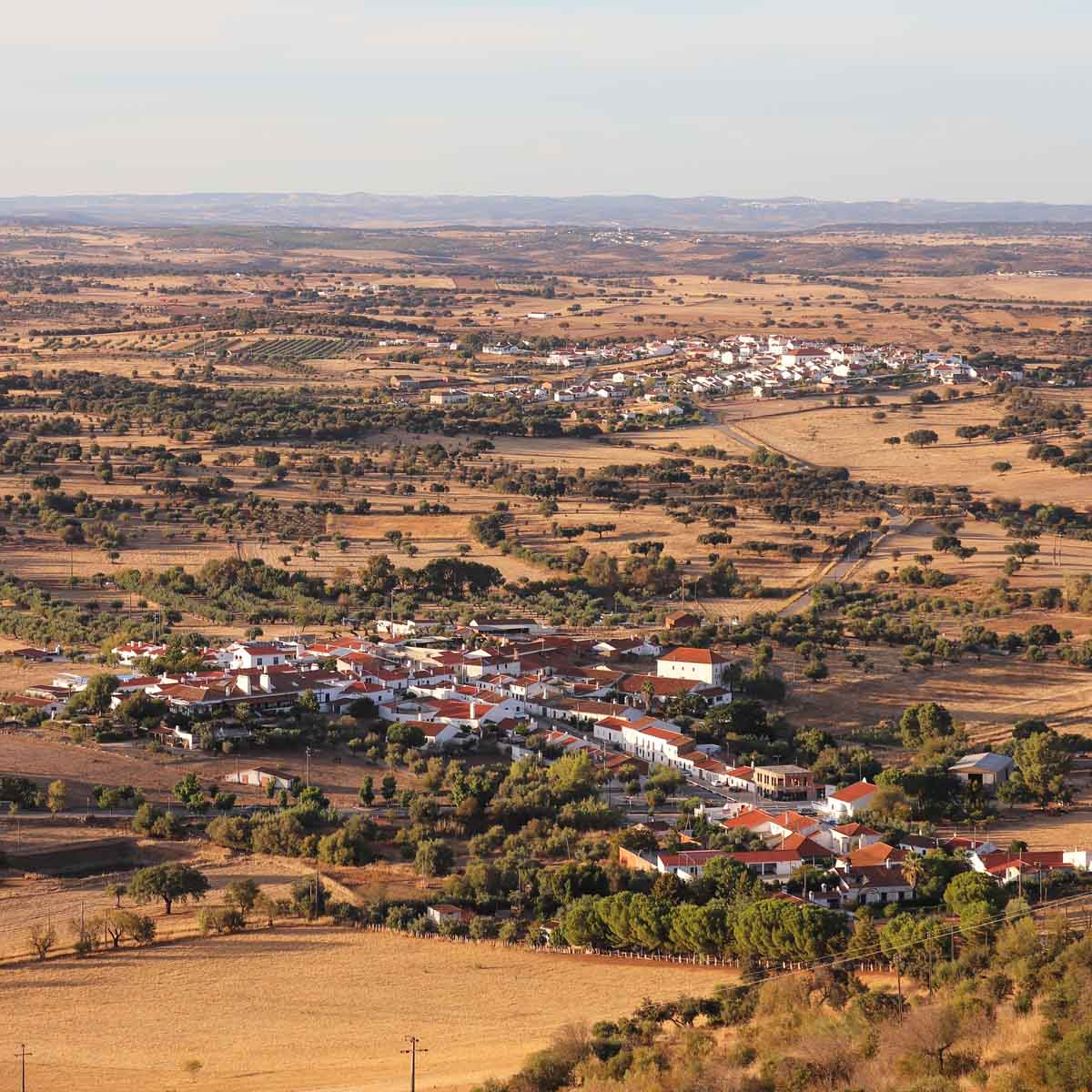 Rondreis Alentejo Portugal, Monsaraz - Map of Joy