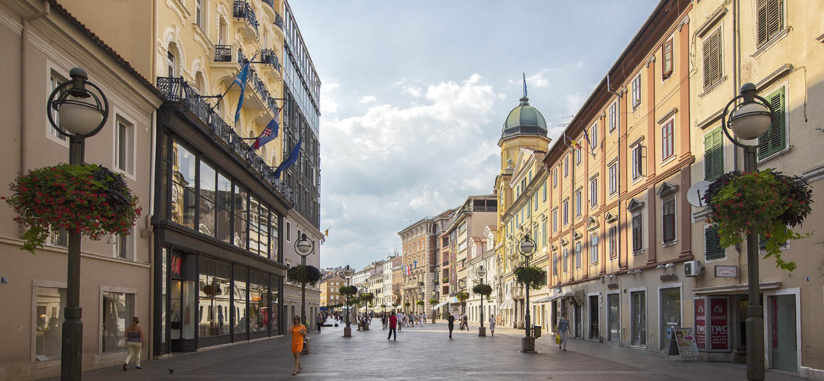 Stedentrip Rijeka tips - Map of Joy