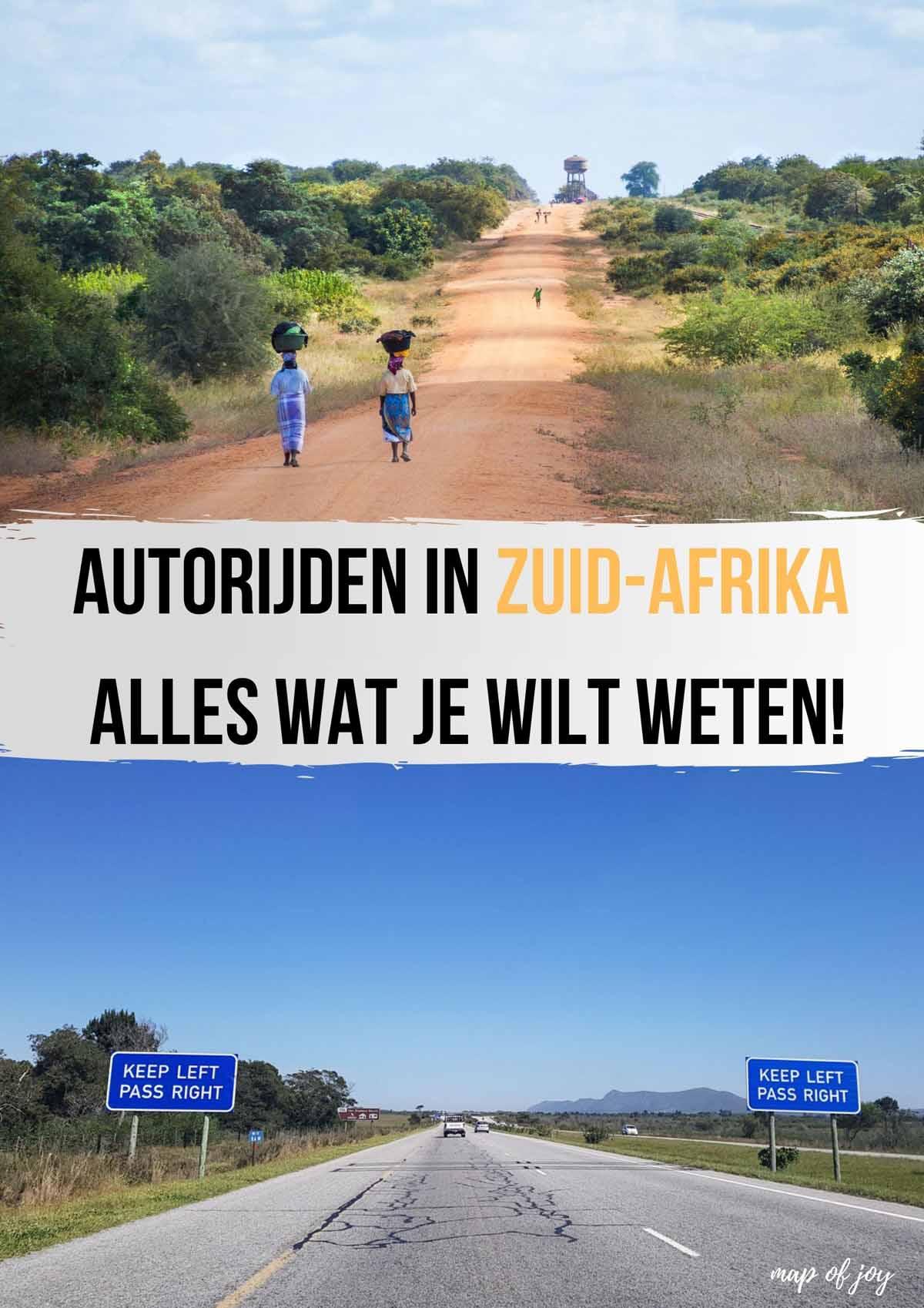 Autorijden in Zuid-Afrika: alles wat je wilt weten!