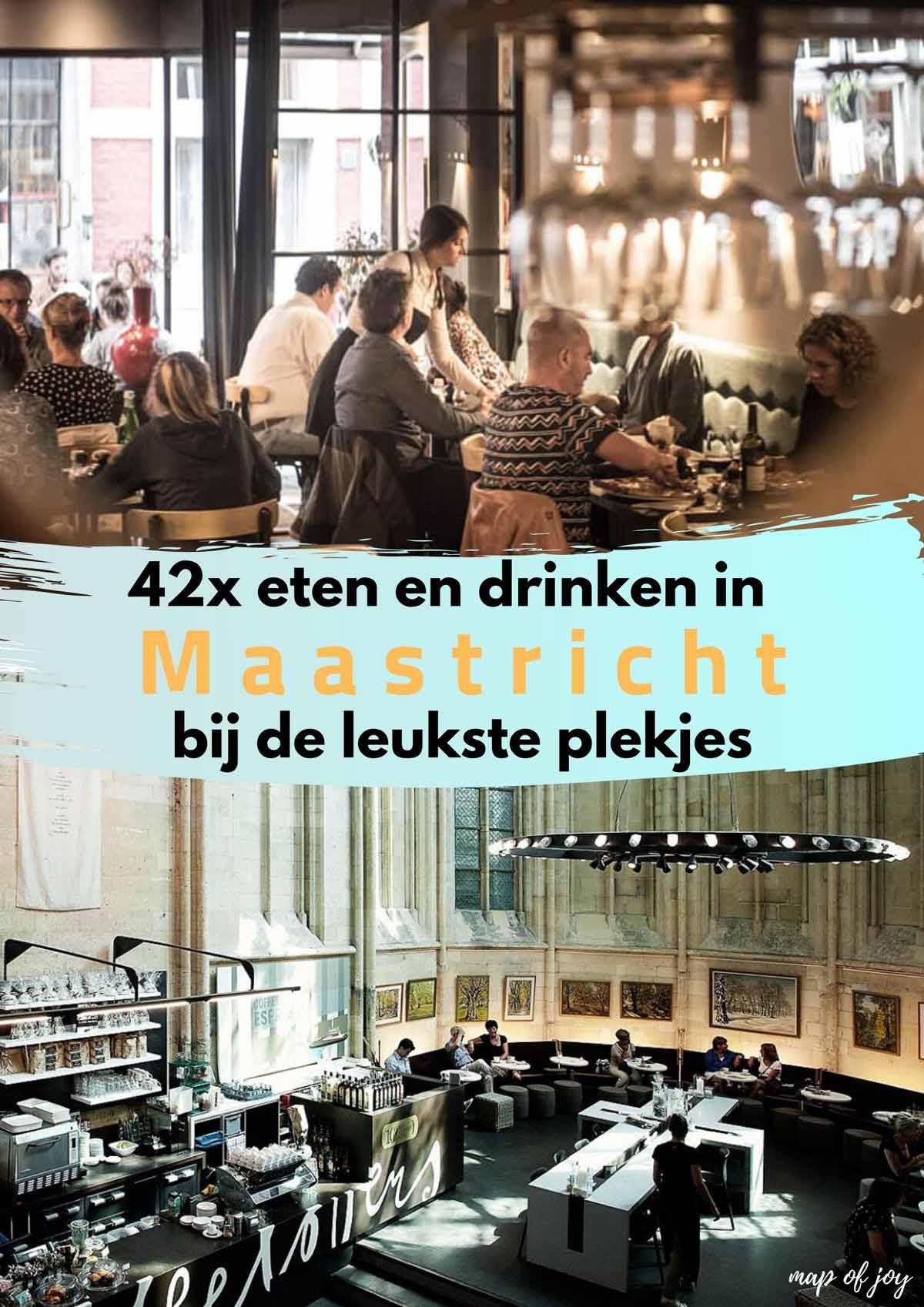 42x eten en drinken in Maastricht bij de leukste plekjes - Map of Joy