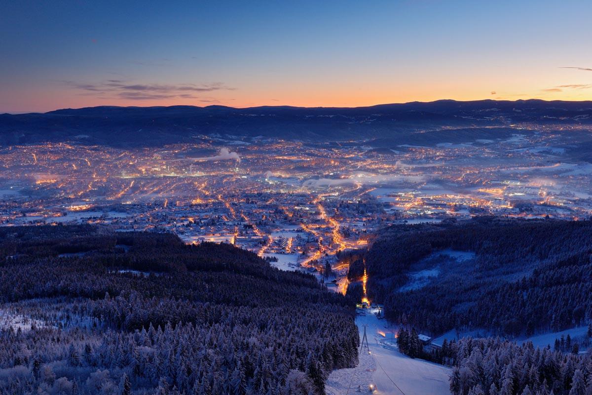 4x de leukste skigebieden in Tsjechië [te combineren met stedentrips]