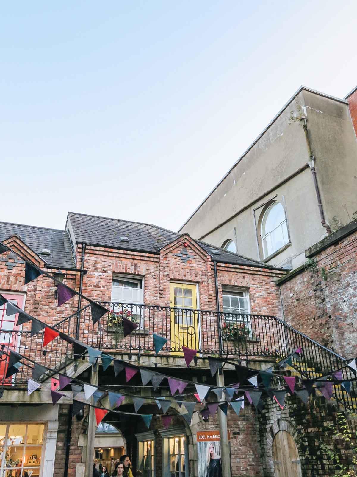 Stedentrip Derry-Londonderry: bezienswaardigheden en tips, Craft Village