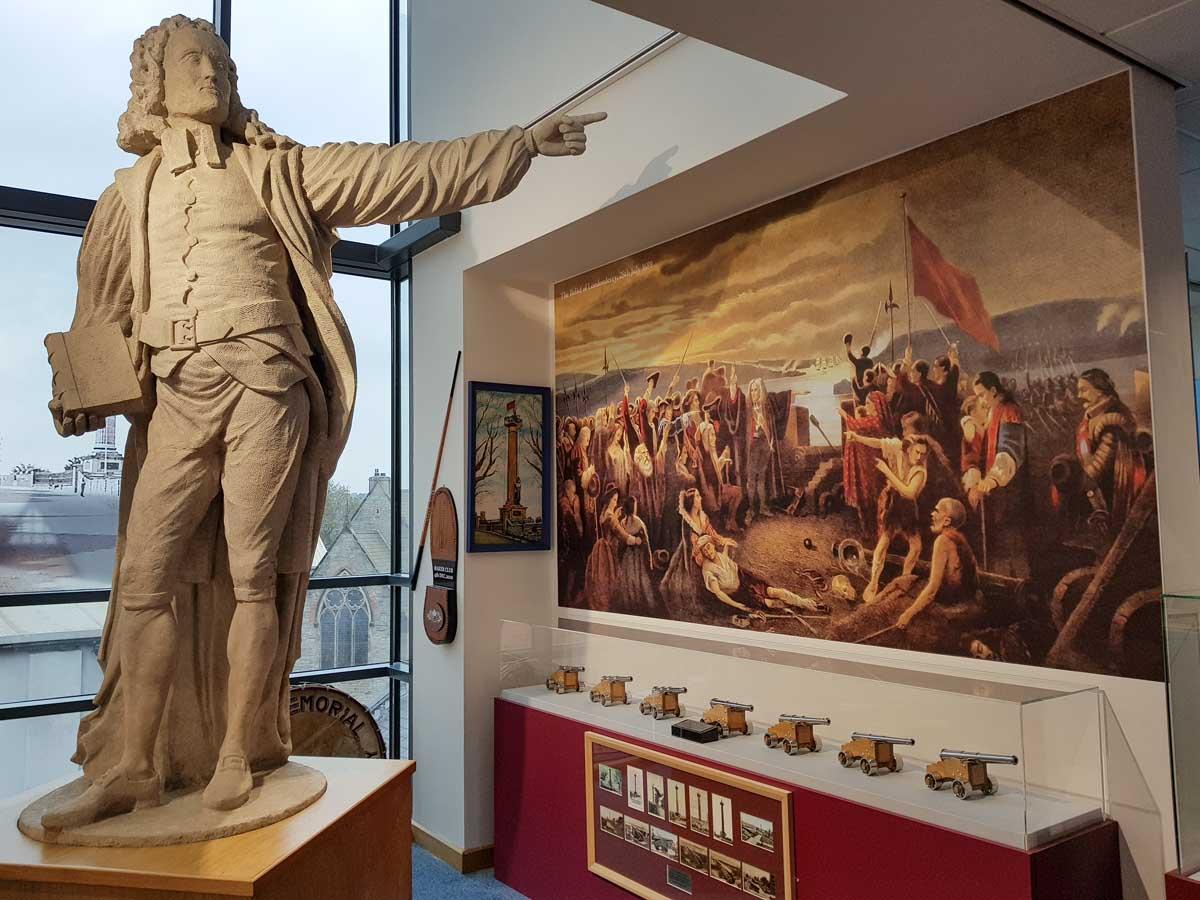 Stedentrip Derry-Londonderry: bezienswaardigheden en tips, The Siege Museum