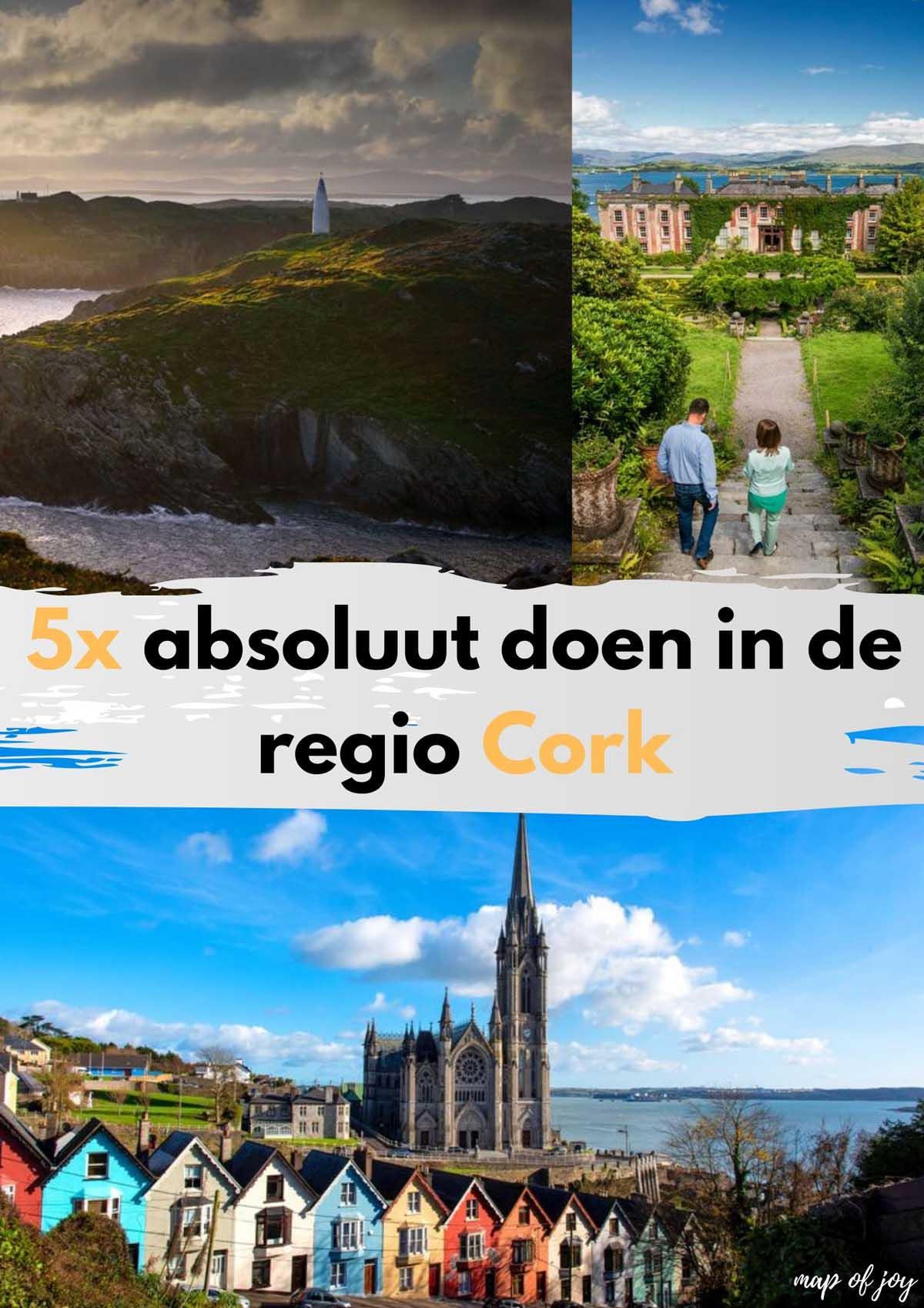 de leukste dingen om te doen in de regio Cork Ierland