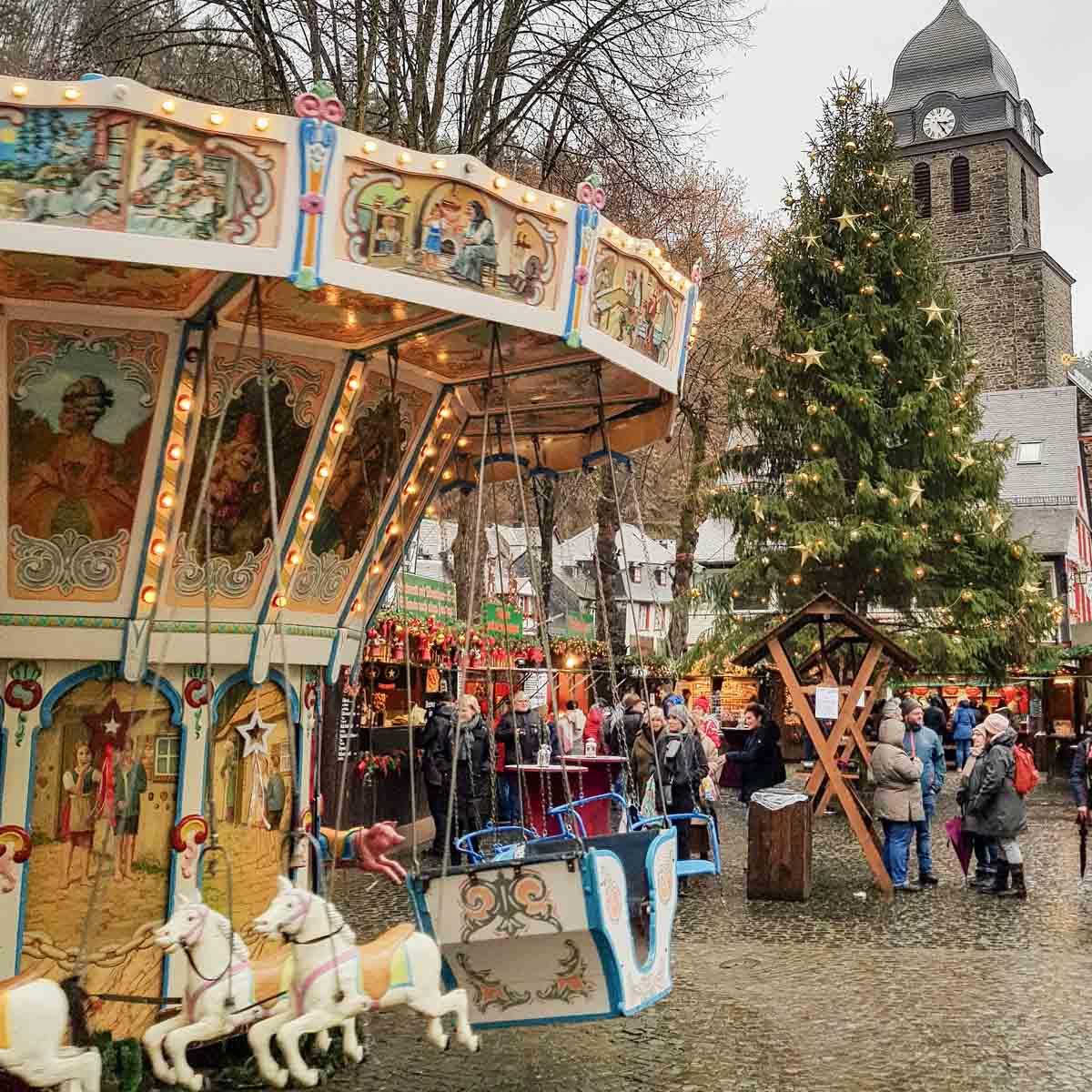 de leukste kerstmarken in de Eifel - Map of Joy