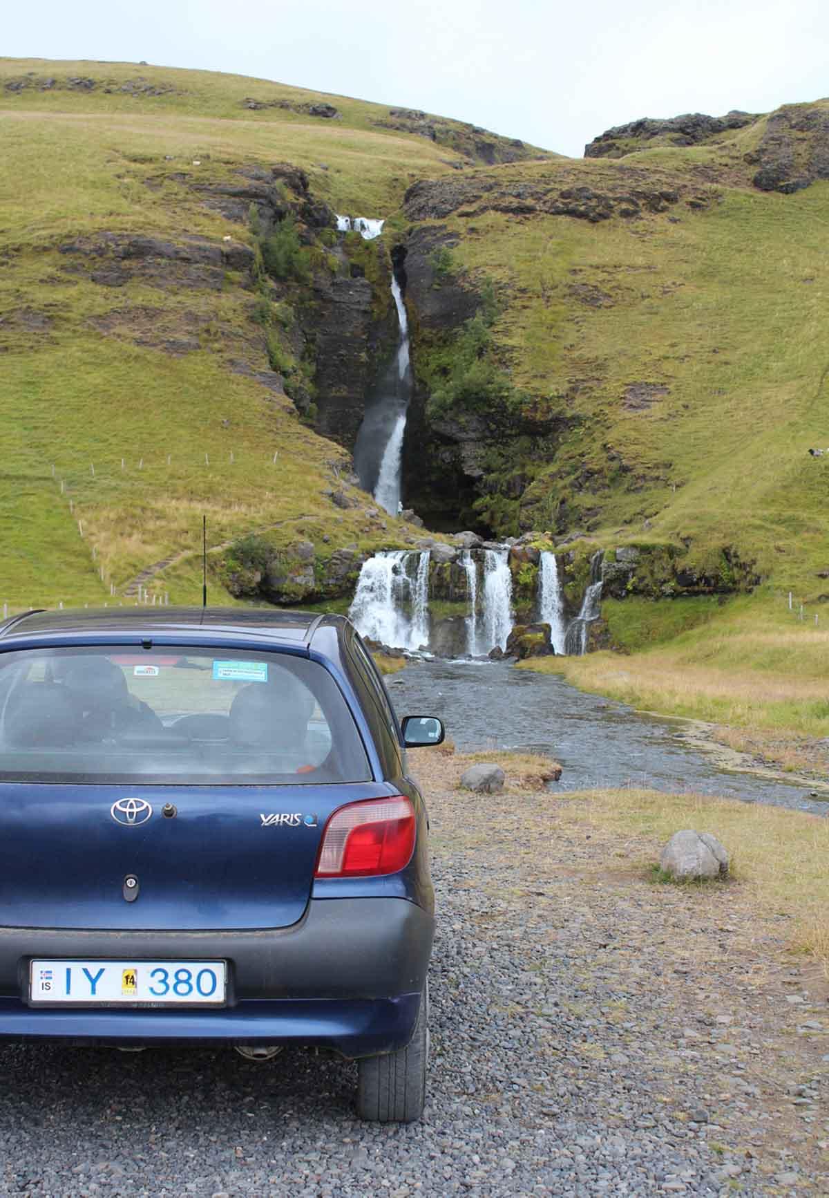 autorijden IJsland tips