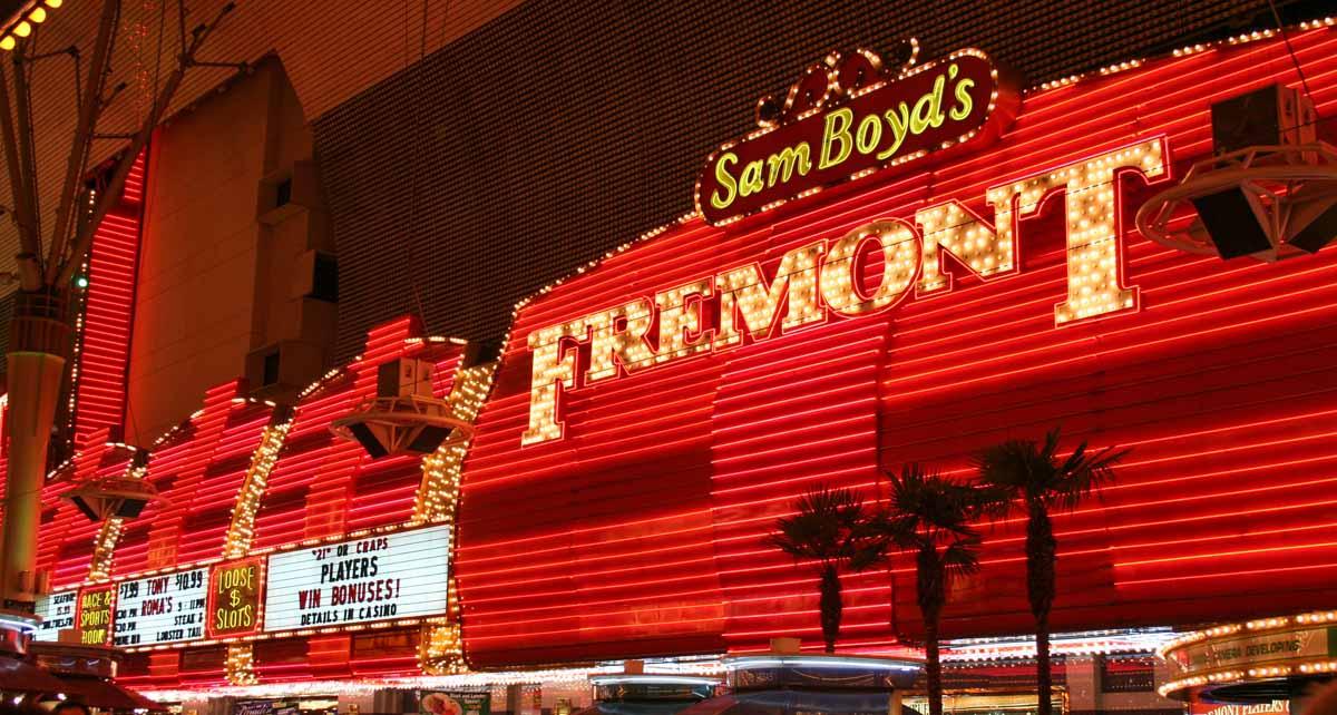 Eerste keer Las Vegas? Deze leuke te doen dingen wil je niet missen! Freemont Street