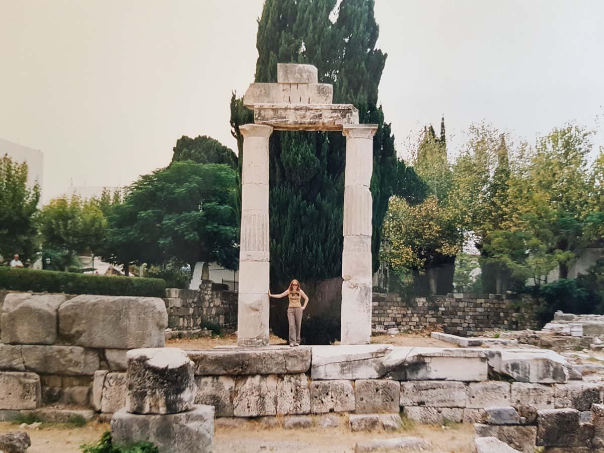 Kos, Griekenland, Romeinse overblijfselen