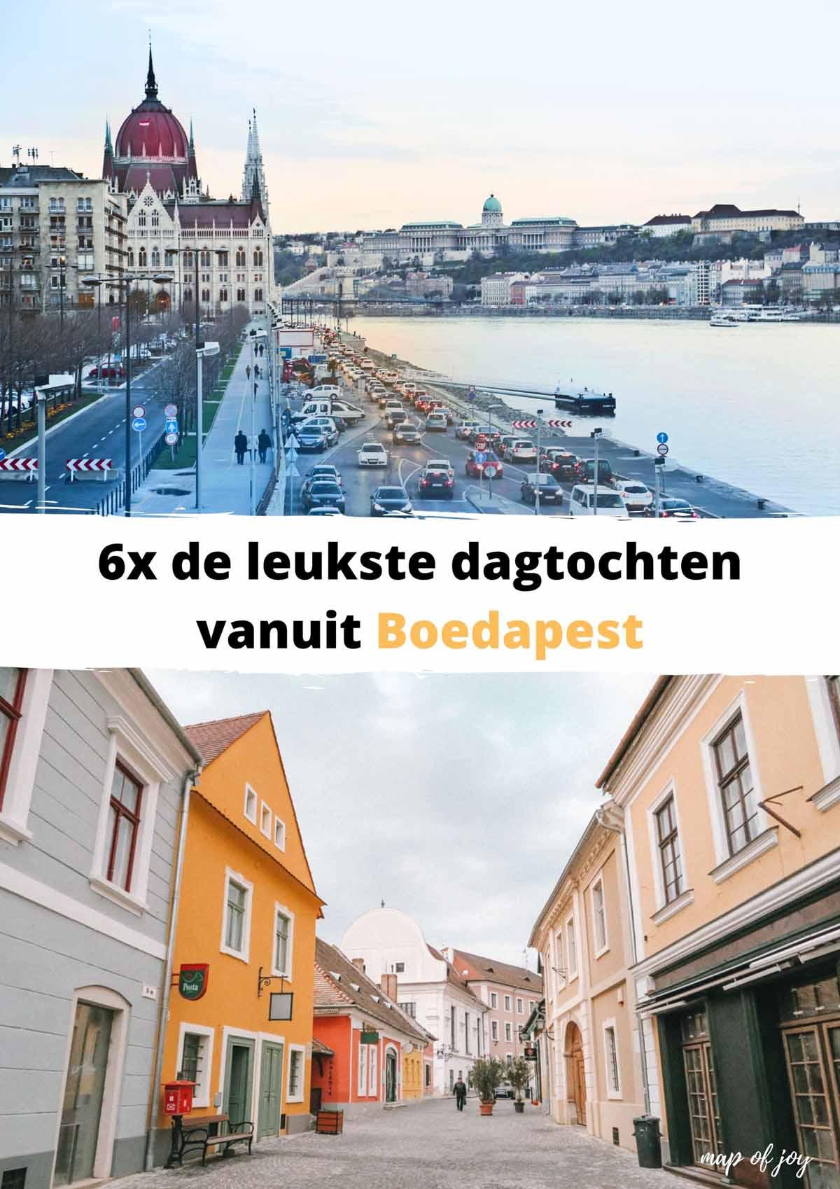 6x de leukste dagtochten vanuit Boedapest - Map of Joy