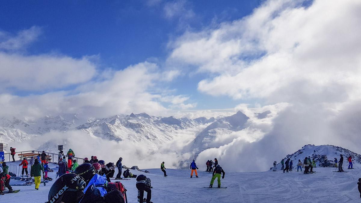 Waarom skiën in Sölden zo leuk is [tips en ervaringen]