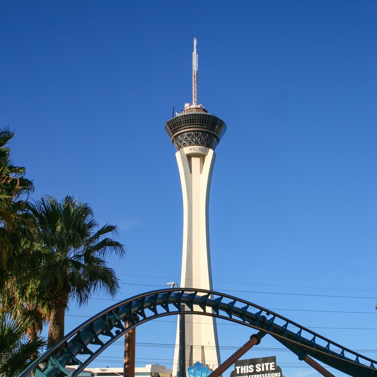 Eerste keer Las Vegas? Deze leuke te doen dingen wil je niet missen! The STRAT
