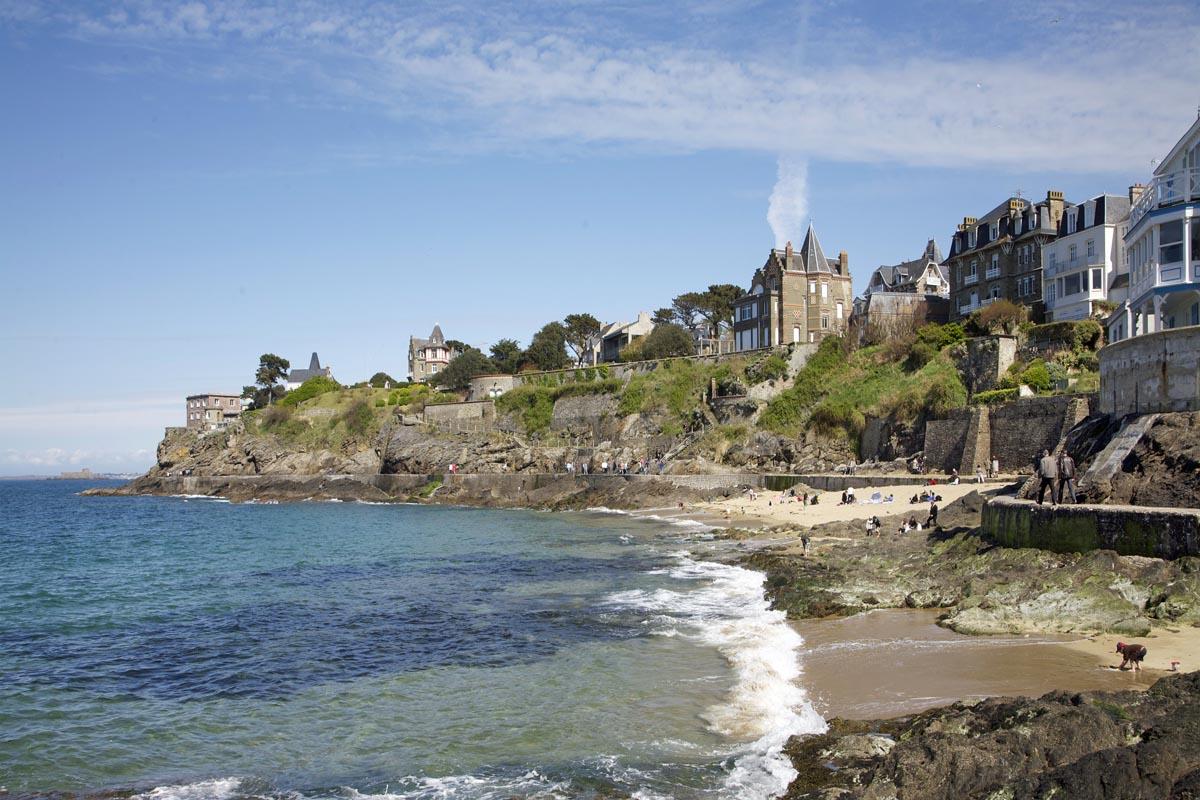 Leukste steden Bretagne, Dinard