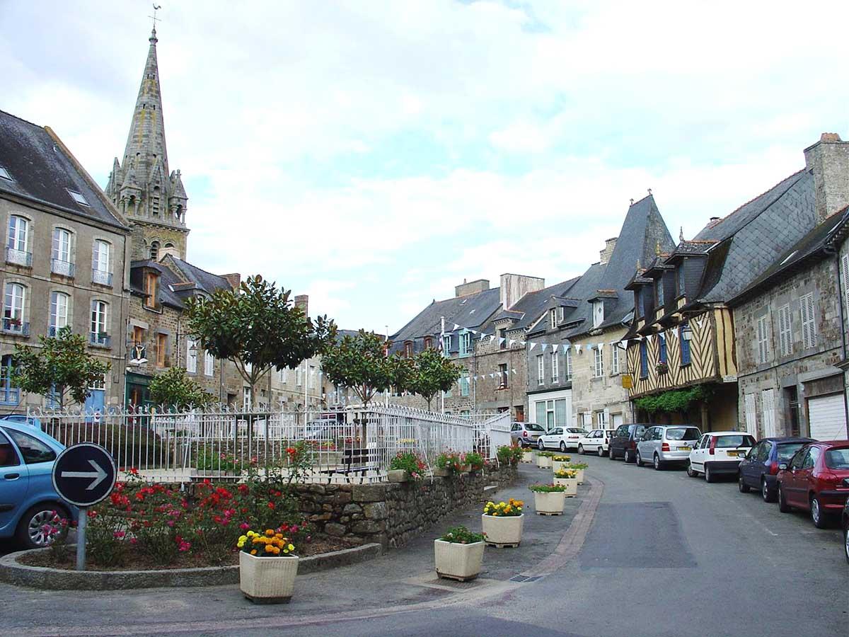 Leukste steden Bretagne, Becherel