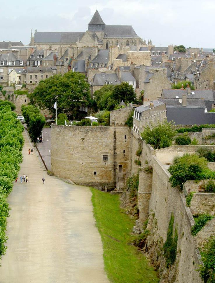 Leukste steden Bretagne, Dinan