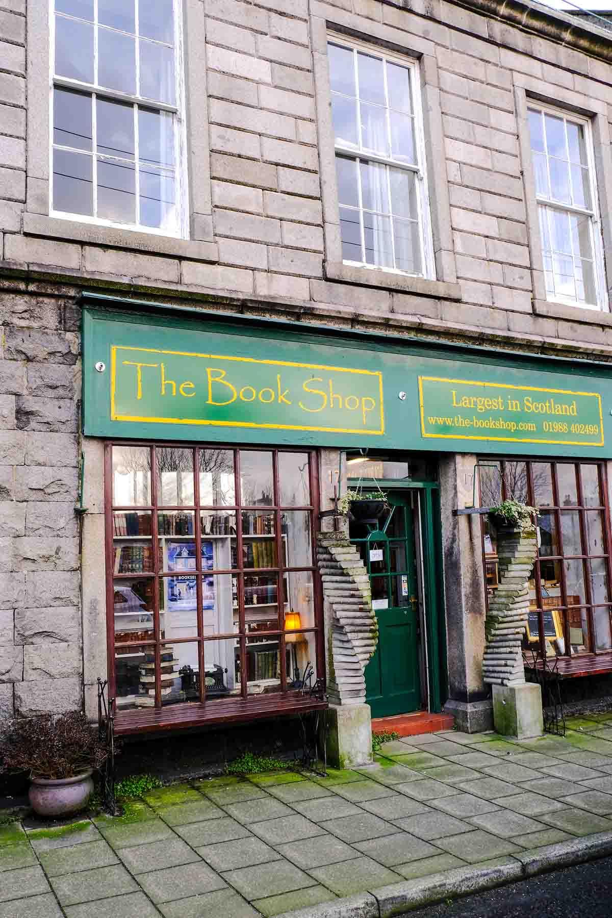 Doen in Zuid-Schotland: bezoek boekendorp Wigtown