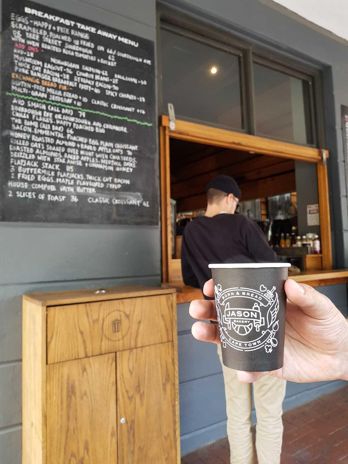 24x eten en drinken in het centrum van Kaapstad bij de leukste adresjes, Jason Bakery - Map of Joy