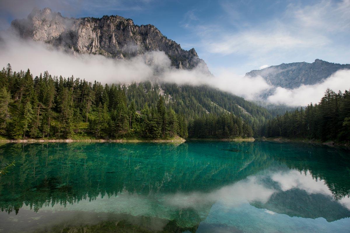 Grüner See, Oostenrijk