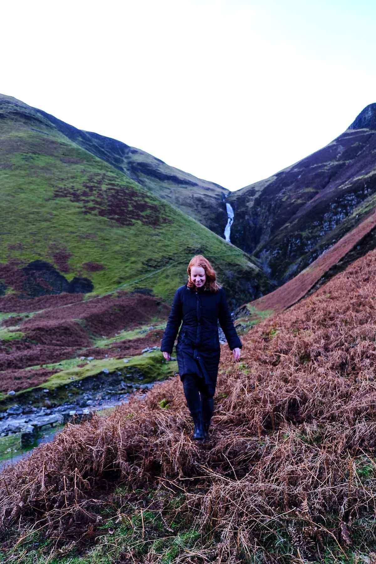 De mooiste bezienswaardigheden in Zuid-Schotland [roadtrip route], Grey's Mare Tail