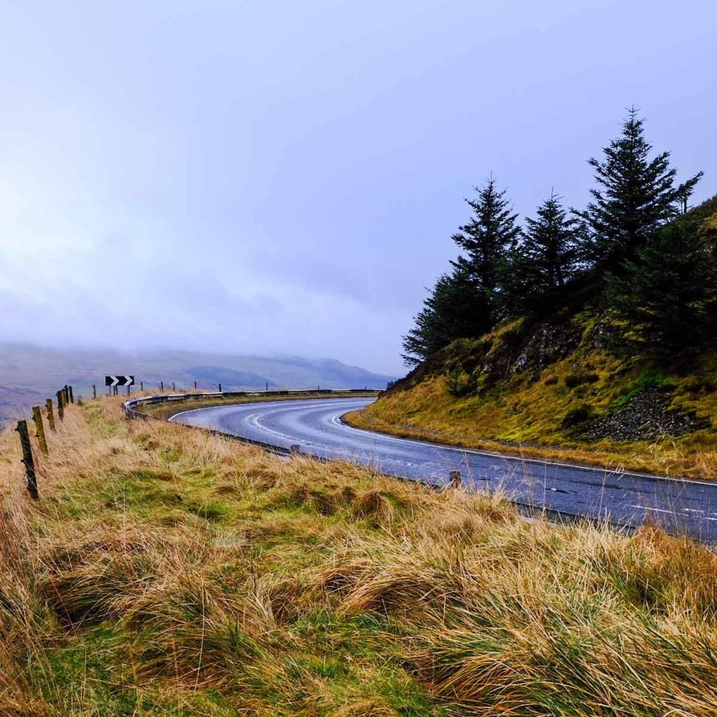 De mooiste bezienswaardigheden in Zuid-Schotland [roadtrip route], Devil's Beef Tub