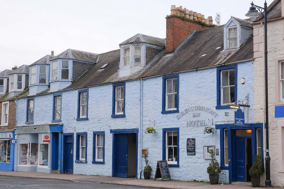 De mooiste bezienswaardigheden in Zuid-Schotland [roadtrip route], Kircudbright