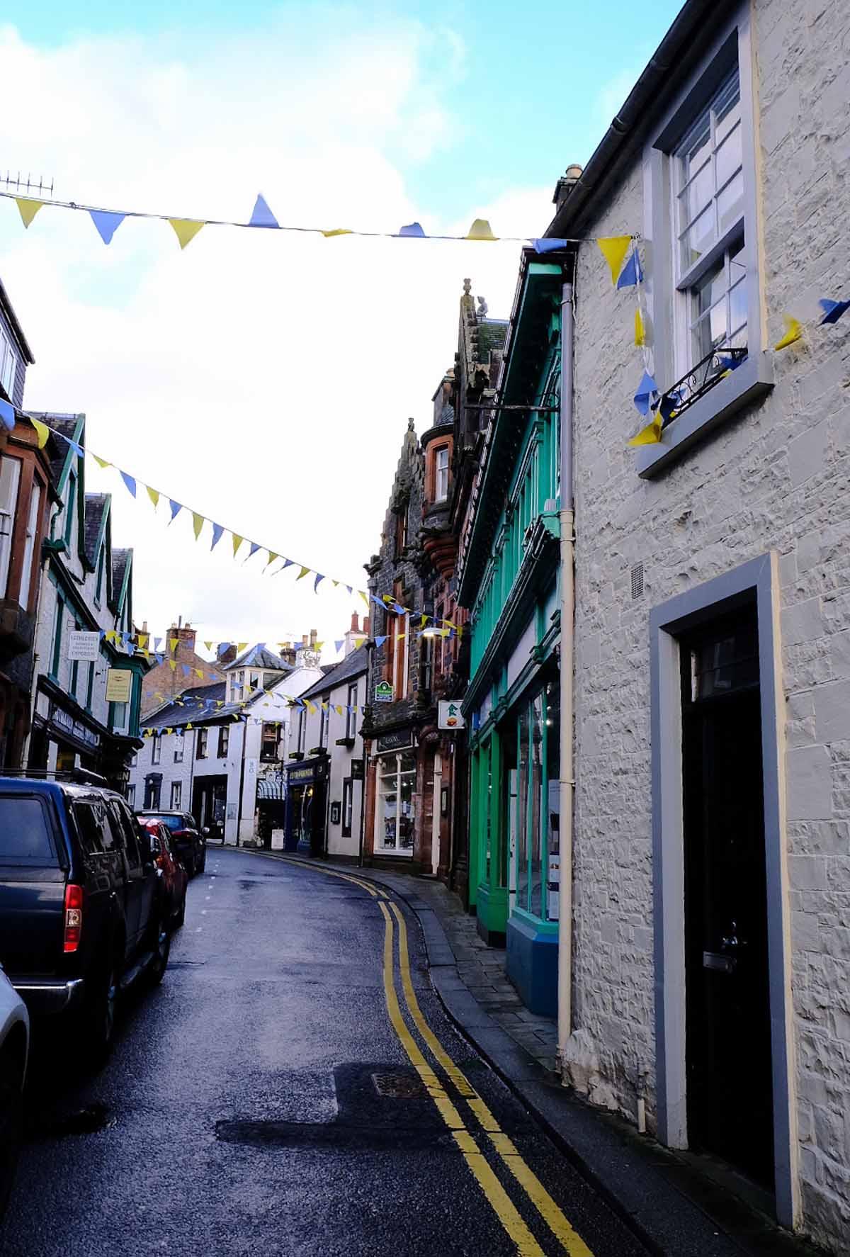 De mooiste bezienswaardigheden in Zuid-Schotland [roadtrip route], Moffat