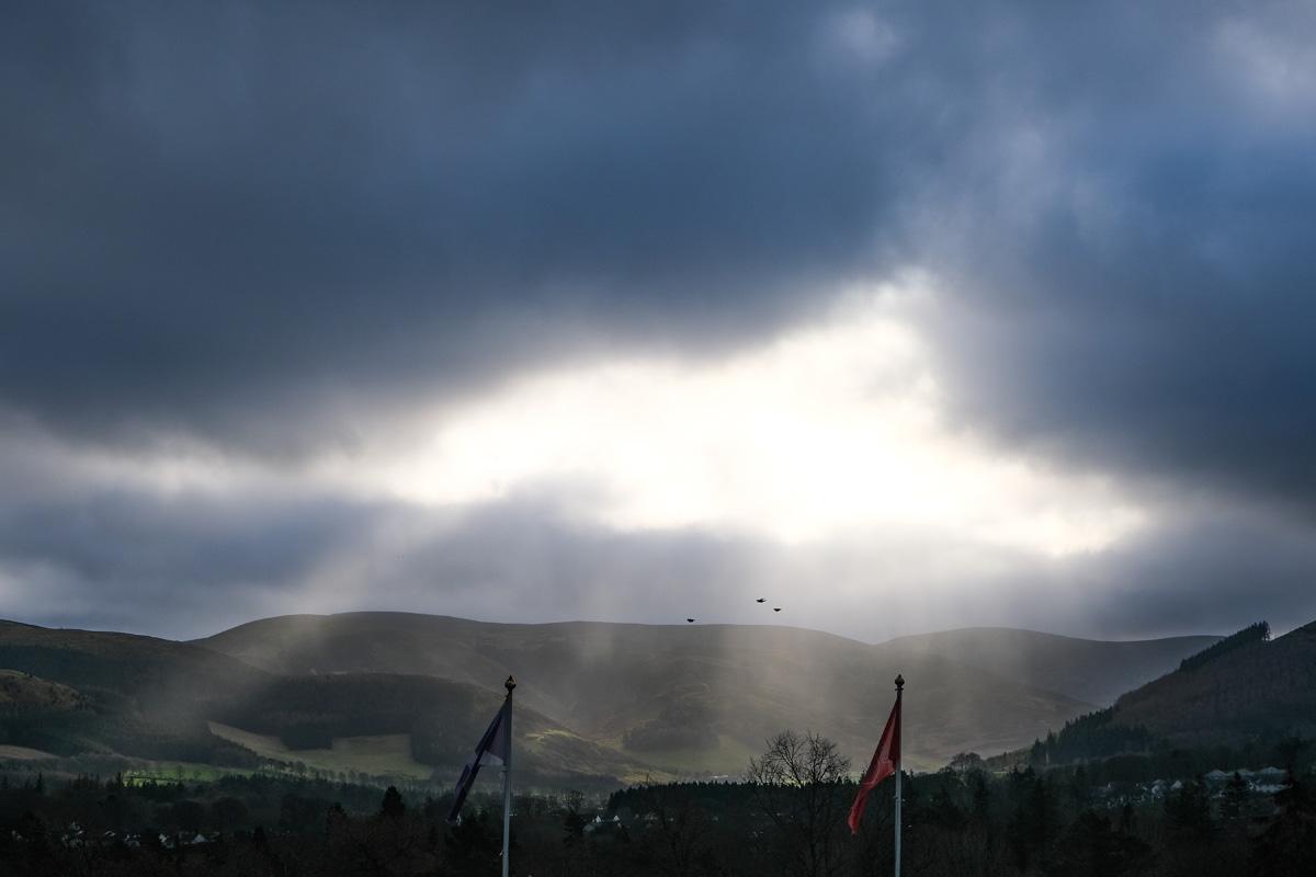 De mooiste bezienswaardigheden in Zuid-Schotland [roadtrip route], Peebles Hydro