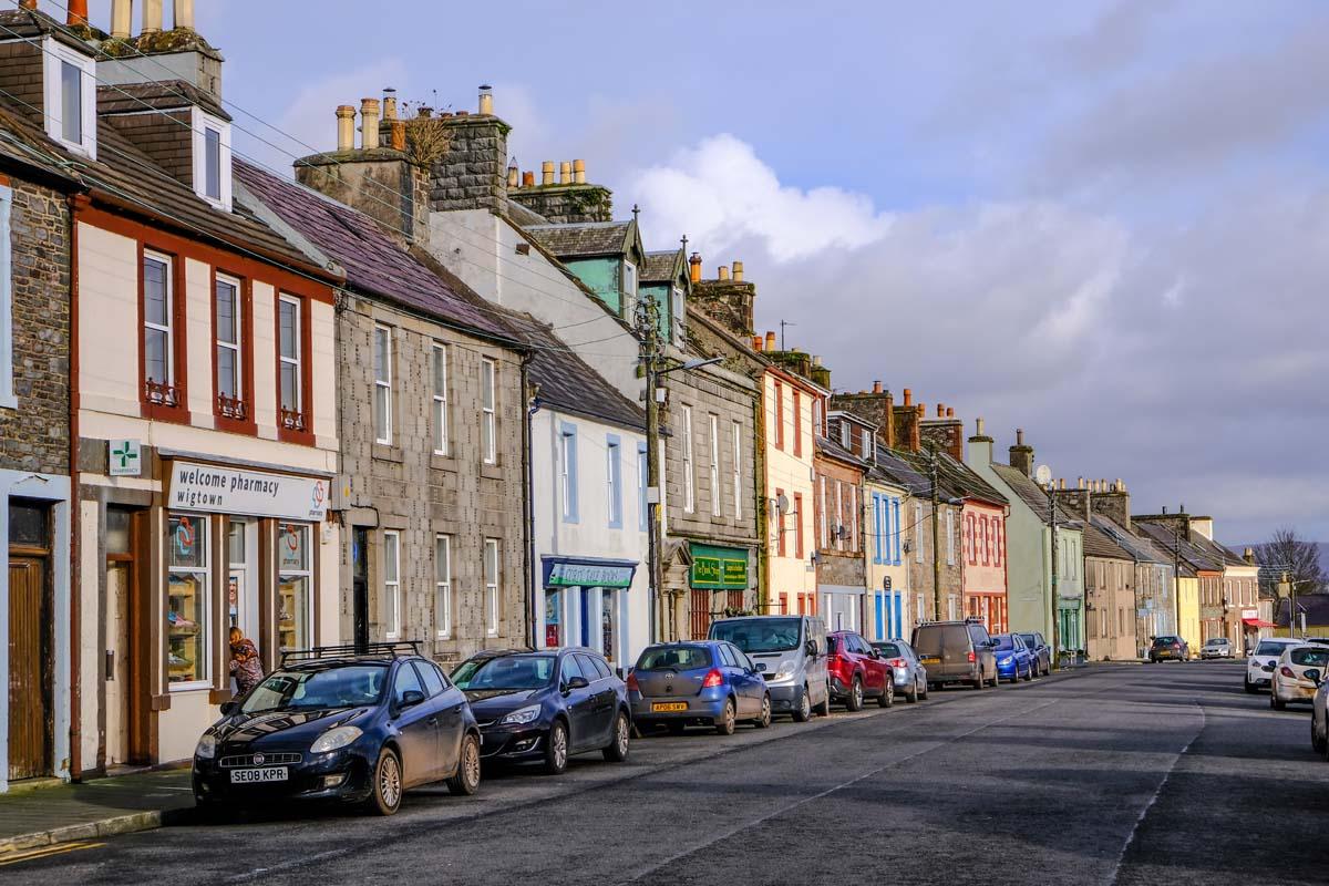 De mooiste bezienswaardigheden in Zuid-Schotland [roadtrip route], Wigtown
