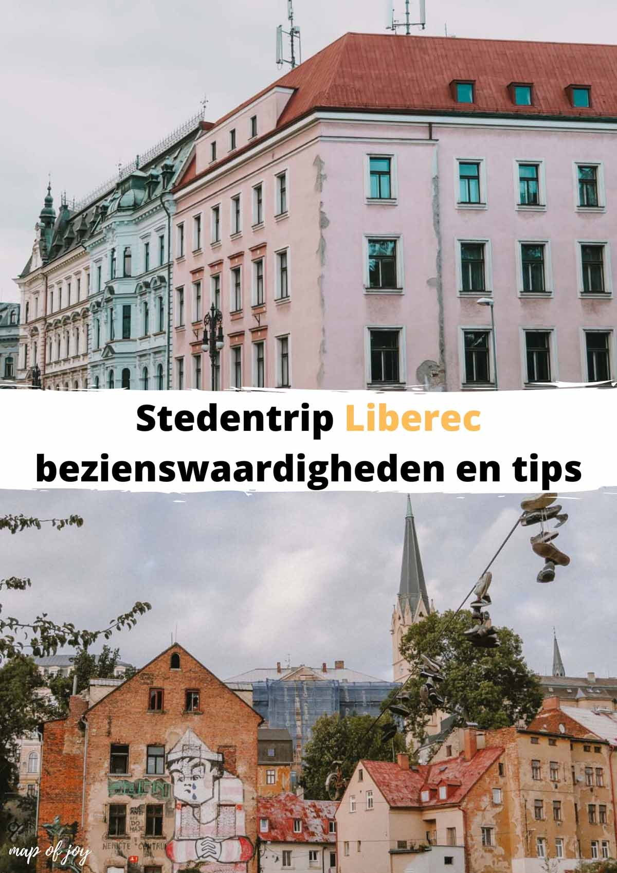 Stedentrip Liberec: bezienswaardigheden en tips - Map of Joy