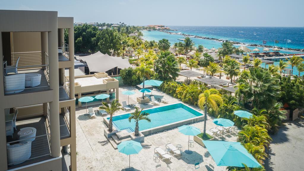 Leuke, betaalbare accommodaties op Curaçao aan zee