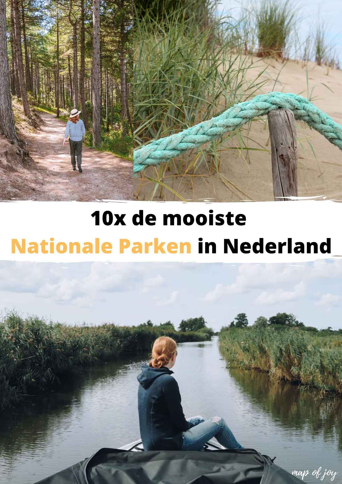 10x de mooiste Nationale Parken in Nederland
