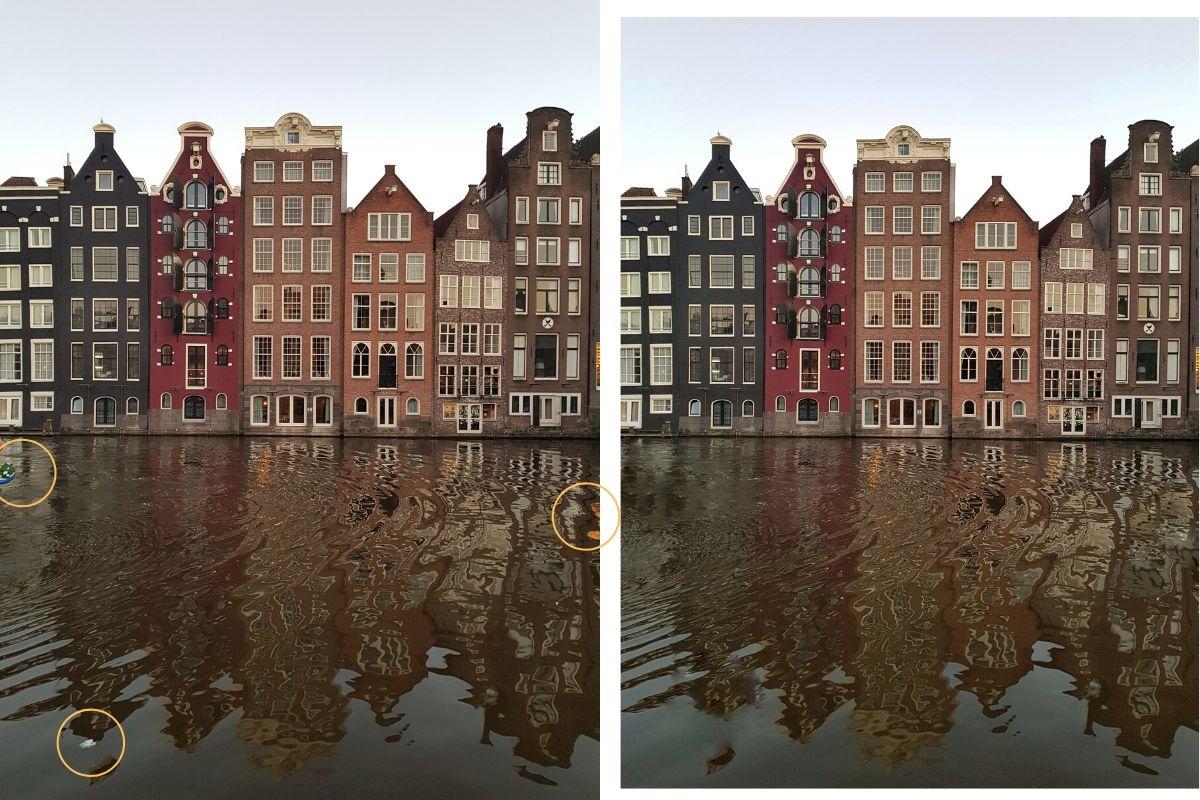 Dit zijn dé 3 allerbeste gratis fotobewerking apps voor op reis, Snapseed
