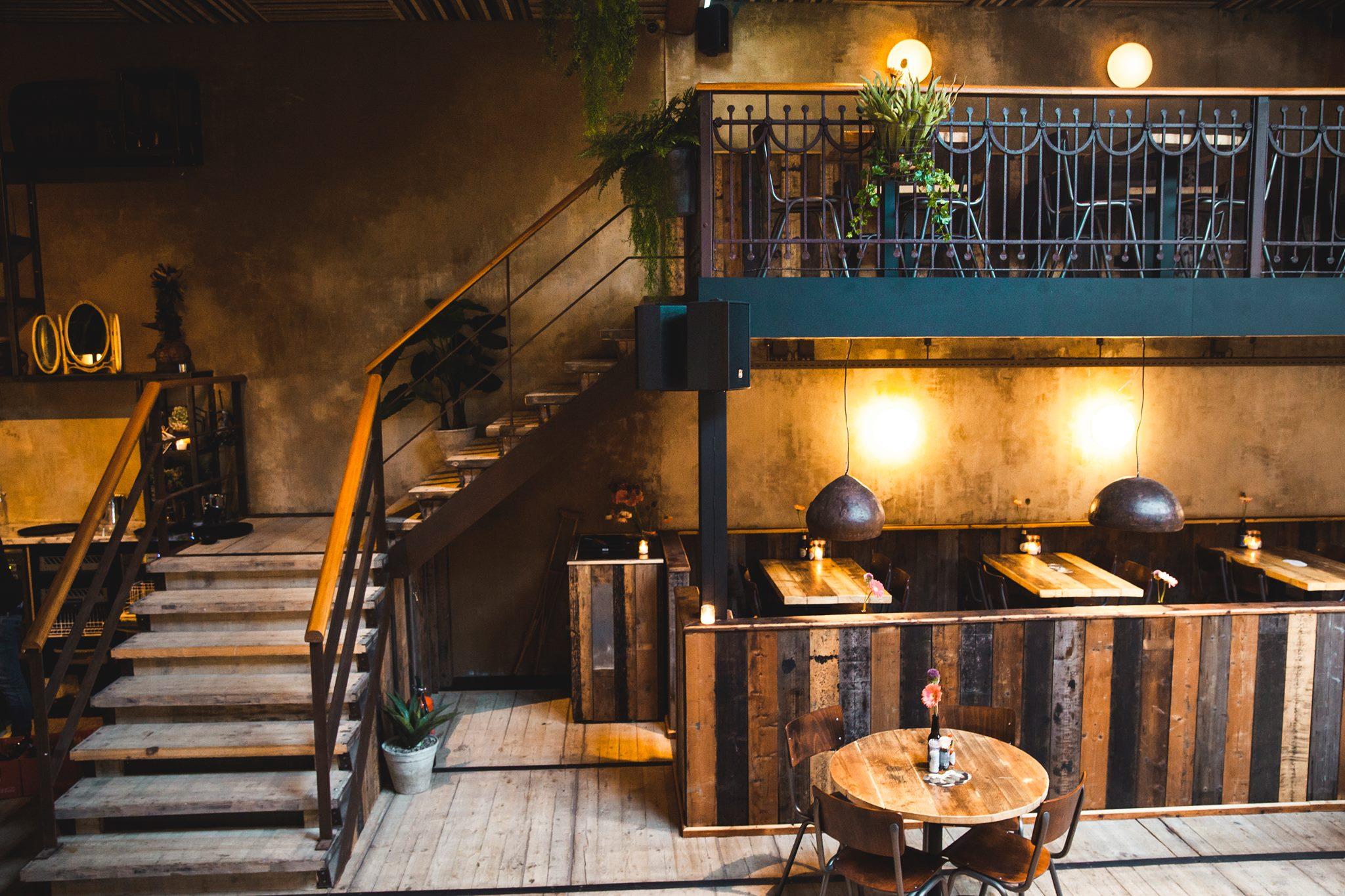 8x eten en drinken op de NDSM-werf in Amsterdam-Noord