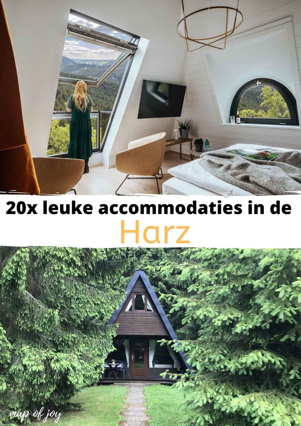 20x leuke accommodaties in de Harz [en de hond mag mee]